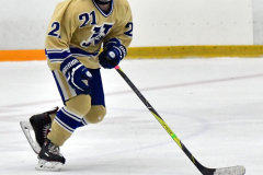 CIAC Ice Hockey; Newtown 2 vs. Daniel Hand 6 - Photo # 831