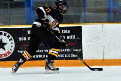 CIAC Ice Hockey; Newtown 2 vs. Daniel Hand 6 - Photo # 855