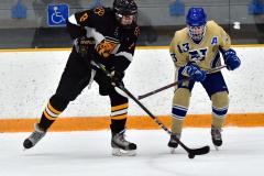 CIAC Ice Hockey; Newtown 2 vs. Daniel Hand 6 - Photo # 857
