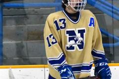 CIAC Ice Hockey; Newtown 2 vs. Daniel Hand 6 - Photo # 870