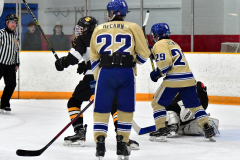 CIAC Ice Hockey; Newtown 2 vs. Daniel Hand 6 - Photo # 903