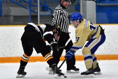 CIAC Ice Hockey; Newtown 2 vs. Daniel Hand 6 - Photo # 909