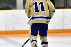CIAC Ice Hockey; Newtown 2 vs. Daniel Hand 6 - Photo # 973