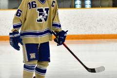 CIAC Ice Hockey; Newtown 2 vs. Daniel Hand 6 - Photo # 982