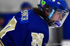 Gallery CIAC Ice Hockey; Northeastern 4 vs. Newtown 3 - Photo # 011