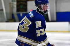 Gallery CIAC Ice Hockey; Northeastern 4 vs. Newtown 3 - Photo # 015