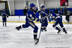 Gallery CIAC Ice Hockey; Northeastern 4 vs. Newtown 3 - Photo # 032