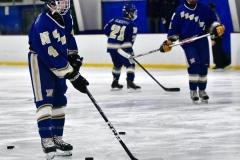 Gallery CIAC Ice Hockey; Northeastern 4 vs. Newtown 3 - Photo # 034
