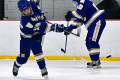 Gallery CIAC Ice Hockey; Northeastern 4 vs. Newtown 3 - Photo # 041