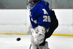 Gallery CIAC Ice Hockey; Northeastern 4 vs. Newtown 3 - Photo # 046