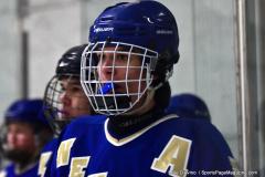 Gallery CIAC Ice Hockey; Northeastern 4 vs. Newtown 3 - Photo # 083