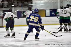 Gallery CIAC Ice Hockey; Northeastern 4 vs. Newtown 3 - Photo # 093