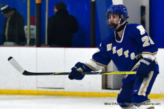 Gallery CIAC Ice Hockey; Northeastern 4 vs. Newtown 3 - Photo # 095