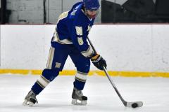 Gallery CIAC Ice Hockey; Northeastern 4 vs. Newtown 3 - Photo # 115