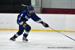 Gallery CIAC Ice Hockey; Northeastern 4 vs. Newtown 3 - Photo # 116