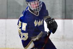 Gallery CIAC Ice Hockey; Northeastern 4 vs. Newtown 3 - Photo # 144