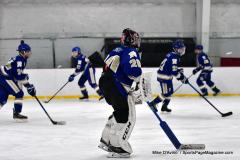 Gallery CIAC Ice Hockey; Northeastern 4 vs. Newtown 3 - Photo # 146