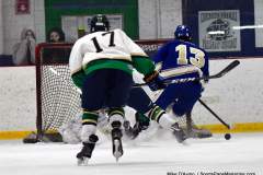 Gallery CIAC Ice Hockey; Northeastern 4 vs. Newtown 3 - Photo # 607