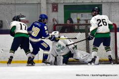 Gallery CIAC Ice Hockey; Northeastern 4 vs. Newtown 3 - Photo # 614