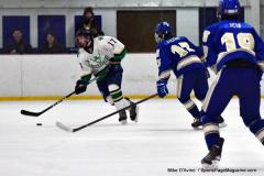 Gallery CIAC Ice Hockey; Northeastern 4 vs. Newtown 3 - Photo # 617