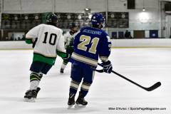 Gallery CIAC Ice Hockey; Northeastern 4 vs. Newtown 3 - Photo # 643