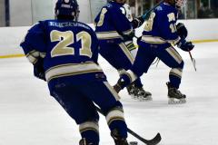 Gallery CIAC Ice Hockey; Northeastern 4 vs. Newtown 3 - Photo # 657
