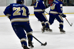 Gallery CIAC Ice Hockey; Northeastern 4 vs. Newtown 3 - Photo # 658