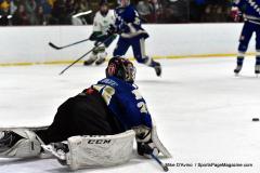 Gallery CIAC Ice Hockey; Northeastern 4 vs. Newtown 3 - Photo # 663