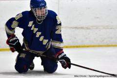 Gallery CIAC Ice Hockey; Northeastern 4 vs. Newtown 3 - Photo # 675