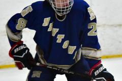 Gallery CIAC Ice Hockey; Northeastern 4 vs. Newtown 3 - Photo # 676