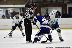 Gallery CIAC Ice Hockey; Northeastern 4 vs. Newtown 3 - Photo # 679