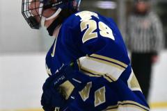 Gallery CIAC Ice Hockey; Northeastern 4 vs. Newtown 3 - Photo # 690