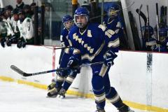 Gallery CIAC Ice Hockey; Northeastern 4 vs. Newtown 3 - Photo # 695