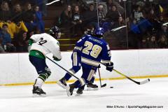 Gallery CIAC Ice Hockey; Northeastern 4 vs. Newtown 3 - Photo # 708