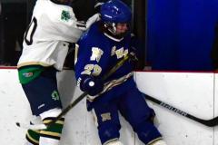 Gallery CIAC Ice Hockey; Northeastern 4 vs. Newtown 3 - Photo # 734