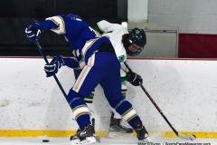 Gallery CIAC Ice Hockey; Northeastern 4 vs. Newtown 3 - Photo # 739