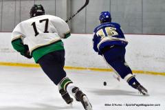 Gallery CIAC Ice Hockey; Northeastern 4 vs. Newtown 3 - Photo # 754
