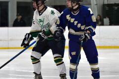Gallery CIAC Ice Hockey; Northeastern 4 vs. Newtown 3 - Photo # 783