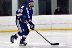 Gallery CIAC Ice Hockey; Northeastern 4 vs. Newtown 3 - Photo # 785