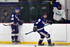 Gallery CIAC Ice Hockey; Northeastern 4 vs. Newtown 3 - Photo # 797