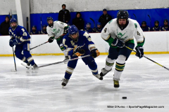 Gallery CIAC Ice Hockey; Northeastern 4 vs. Newtown 3 - Photo # 847