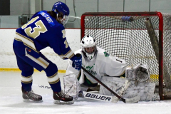 Gallery CIAC Ice Hockey; Northeastern 4 vs. Newtown 3 - Photo # 868