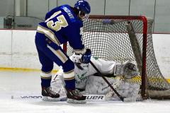 Gallery CIAC Ice Hockey; Northeastern 4 vs. Newtown 3 - Photo # 869