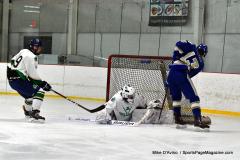 Gallery CIAC Ice Hockey; Northeastern 4 vs. Newtown 3 - Photo # 872