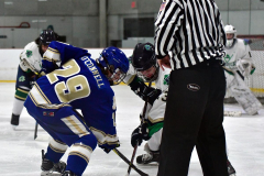 Gallery CIAC Ice Hockey; Northeastern 4 vs. Newtown 3 - Photo # 878
