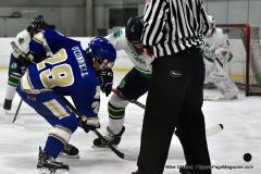 Gallery CIAC Ice Hockey; Northeastern 4 vs. Newtown 3 - Photo # 880