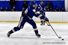 Gallery CIAC Ice Hockey; Northeastern 4 vs. Newtown 3 - Photo # 912