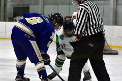 Gallery CIAC Ice Hockey; Northeastern 4 vs. Newtown 3 - Photo # 923