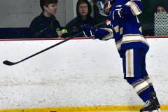 Gallery CIAC Ice Hockey; Northeastern 4 vs. Newtown 3 - Photo # 1011
