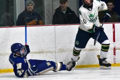 Gallery CIAC Ice Hockey; Northeastern 4 vs. Newtown 3 - Photo # 1012